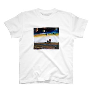 イングランド湿地帯 T-shirts