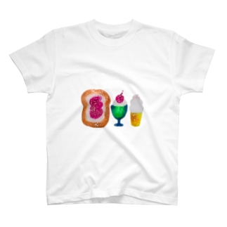 甘いものトリオ T-shirts