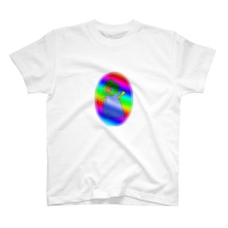 虹雛のパルパリーノ T-shirts
