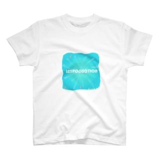 海底で寝そべったときのTシャツ T-shirts