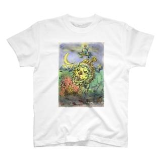RASPY T-shirts