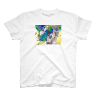 サングラスシュナ T-shirts