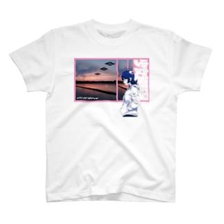 GIRLS AND SUPERNOVA #2 T-shirts