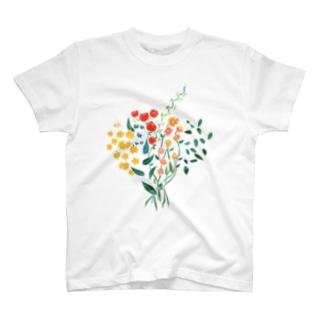 りんごの花 Tシャツ
