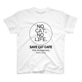 6周年記念アイテム「SIMPLE STYLE」 T-shirts