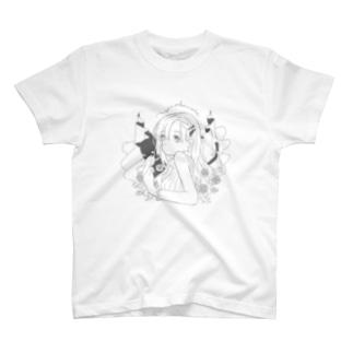 にじのかなた T-shirts