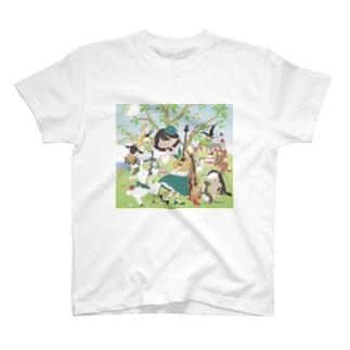 Yukaバースデー T-shirts