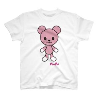 限りなくふだんどおりのモモ T-shirts