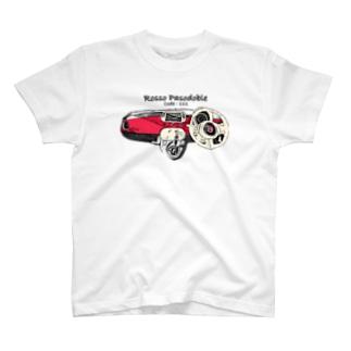 赤チンク コックピット T-Shirt