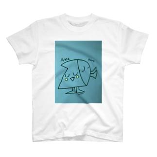 らくがきわーるど 「Nee  Nun」 T-shirts