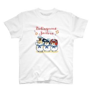 セーラーヤンハム T-shirts