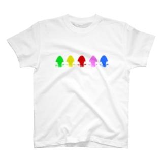 イカレンジャー T-shirts