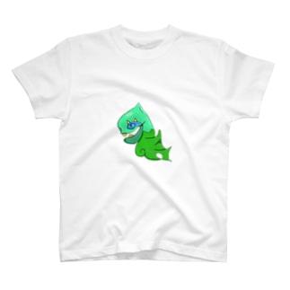 ウミオヨギくん T-shirts