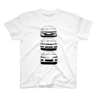 歴代シルビア T-shirts