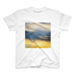 Throughout T-shirts