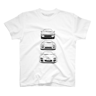 歴代RX-7 T-shirts