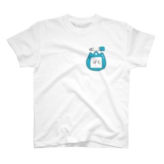 CT129 幼稚園バッチ・名札D*ぼく T-shirts