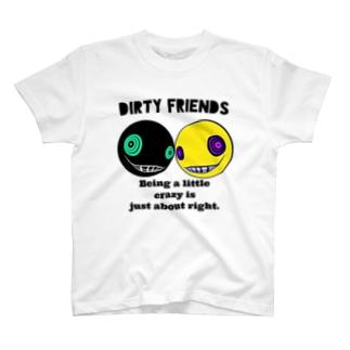 新顔デザイン T-shirts