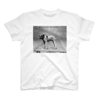 ジミーの心電図 T-shirts