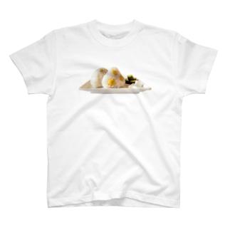 栗ご飯(おにぎり) T-shirts