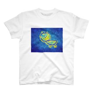 か弱い鳥 T-shirts