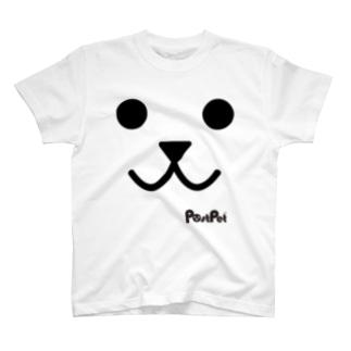 モモどーん T-shirts