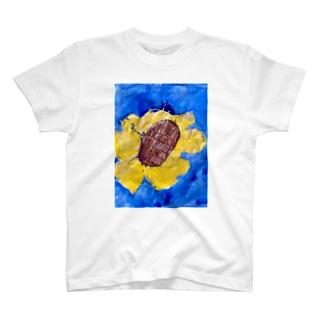 6歳のゆうしくんが描いたゴッホみたいな絵 T-shirts