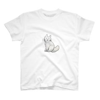 TURKISH ANGORA ターキッシュアンゴラ 猫 T-shirts