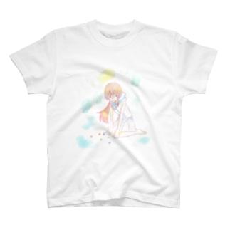 ビー玉遊び T-shirts