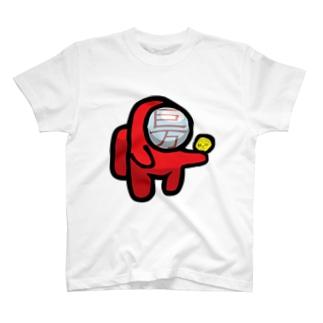 きょまんがすTシャツ T-shirts