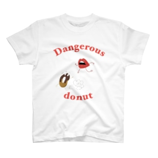 デンジャラスドーナツ T-shirts