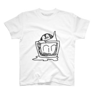 グラスペンギン T-shirts