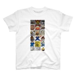 いっぱいクリーマン T-shirts