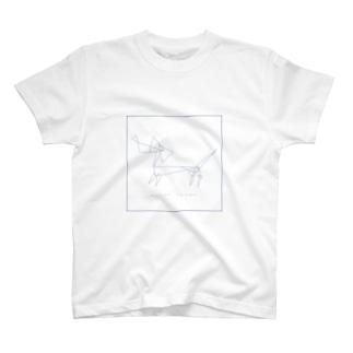 ダックスフレーム T-shirts