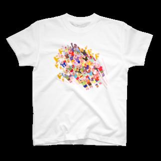 Itsu Horiguchiのjikosyutyou T-shirts