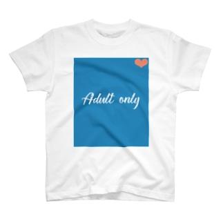 アダルトオンリー T-shirts