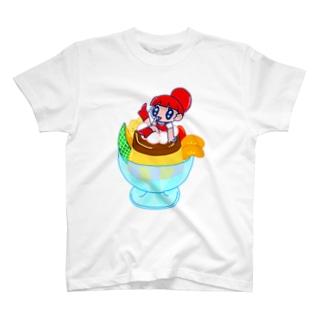 プリンアラモードちゃん T-Shirt