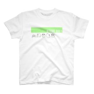 けだまダイアリー T-shirts