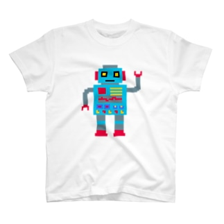 ロボ② T-shirts