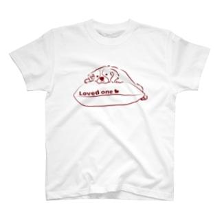 キャバリアのボッスン T-Shirt