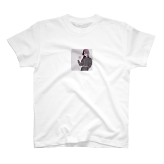 タバコGirl T-shirts