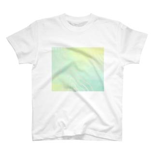 漂う T-shirts