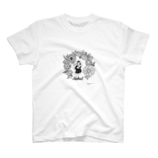 Aloha💖 T-shirts