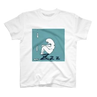 やる気のないいきもの T-shirts