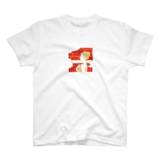 サ女子 〜サ室time〜 T-Shirt