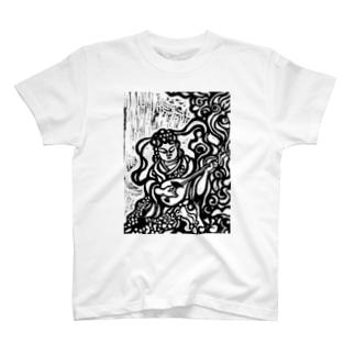 弁財天 T-shirts