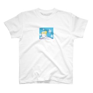 サ女子〜水風呂time〜 T-Shirt