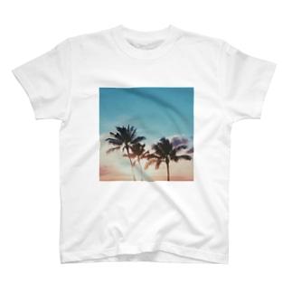 夏真っ盛り T-shirts