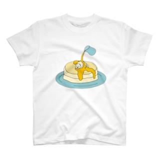 ねこホットケーキ T-shirts