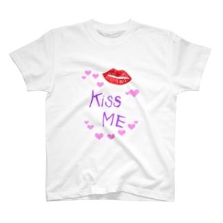 キスして! T-shirts